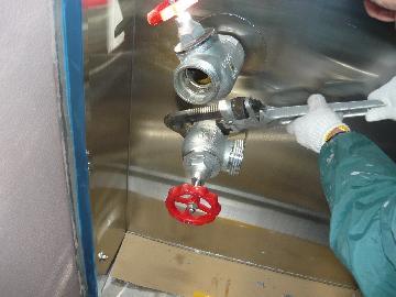 消火栓ボックスでこの様な症状はございませんか?