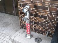連結送水管配管工事