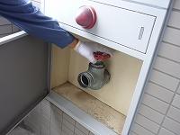 連結送水管ボックス