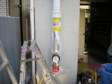 連結送水管の点検義務